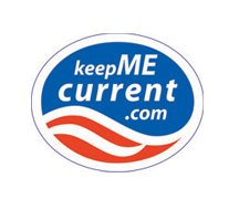 KeepMeCurrent.com logo
